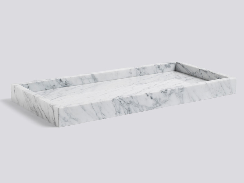 Buy The Hay Marble Tray Large At Nest Co Uk