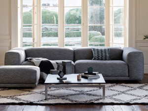 View Case Furniture Kelston Three Seater Sofa