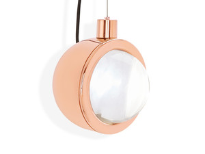 View Tom Dixon Spot Pendant Light Round