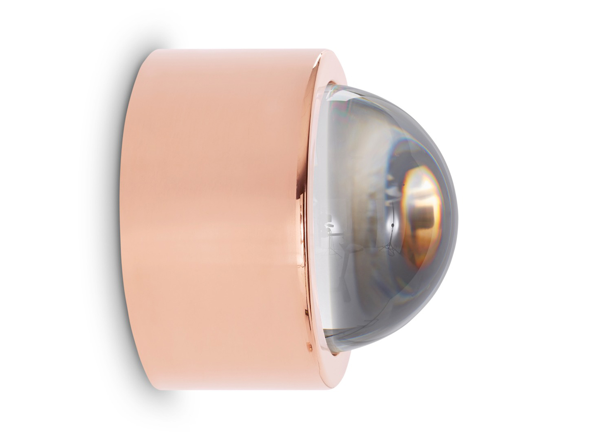 Buy the tom dixon spot wall light round at nest tom dixon spot wall light round 123 mozeypictures Gallery