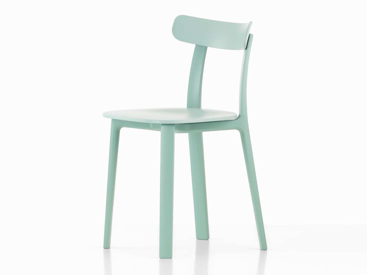 Buy the Vitra All Plastic Chair at Nest.co.uk