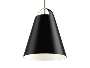 Louis Poulsen Above Pendant Light – Black