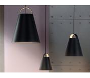 Louis Poulsen Above Pendant Light – Black