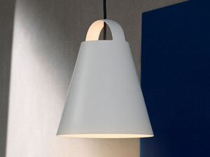 View Louis Poulsen Above Pendant Light – White