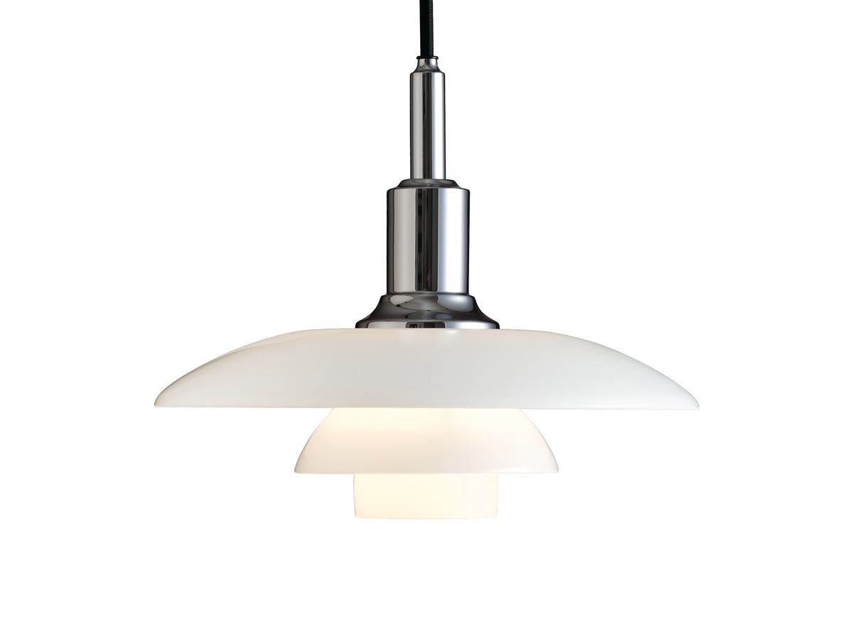 buy the louis poulsen ph 3 2 pendant light at. Black Bedroom Furniture Sets. Home Design Ideas