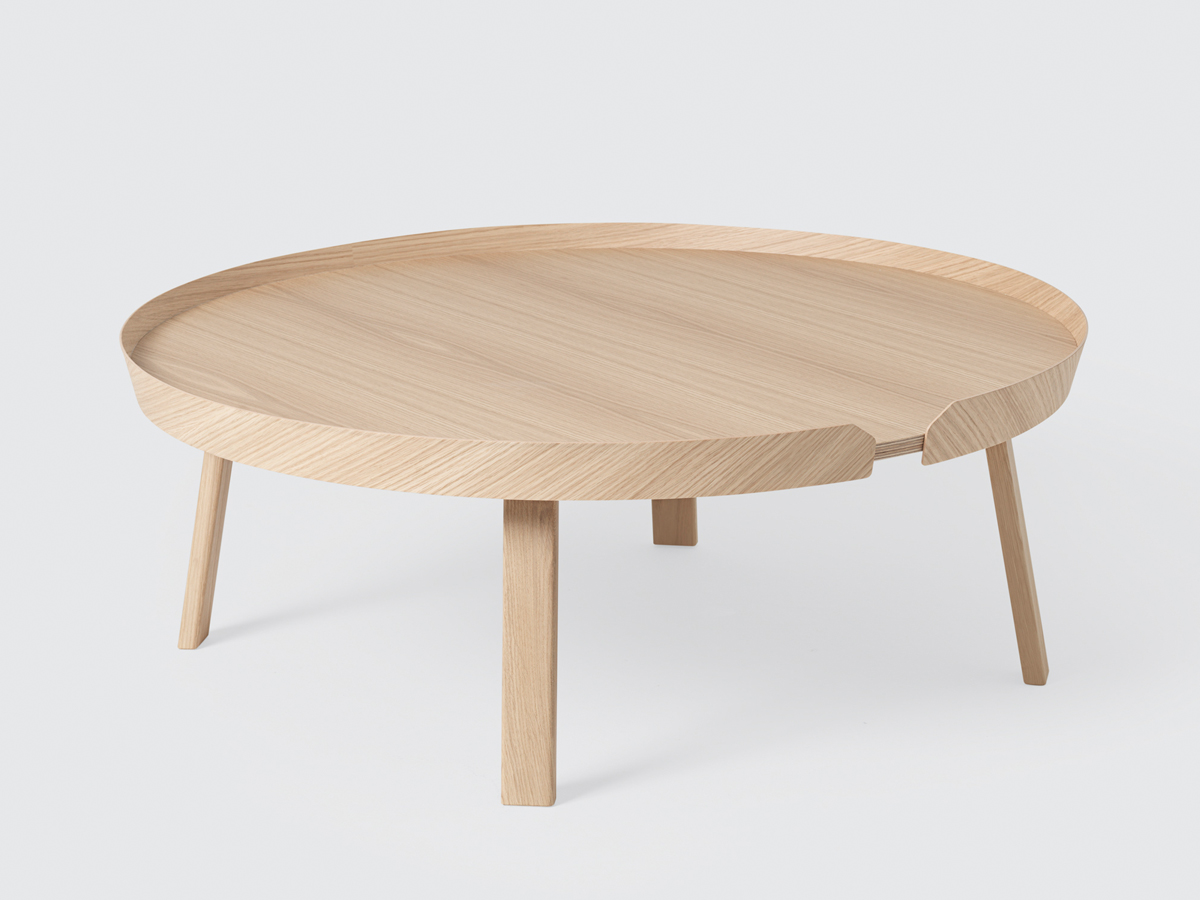 Buy the Muuto Around Coffee Table Extra at Nest