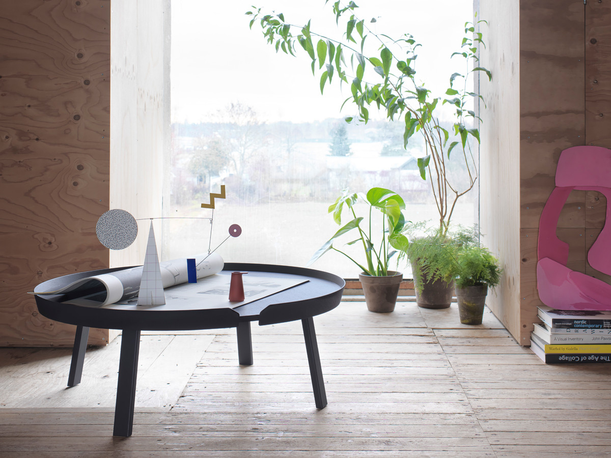 Buy The Muuto Around Coffee Table Extra Large At Nest Co Uk