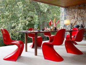 View Vitra Panton Chair Classic