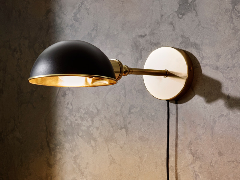 Buy the menu walker ceilingwall light at nest menu walker ceilingwall light mozeypictures Gallery