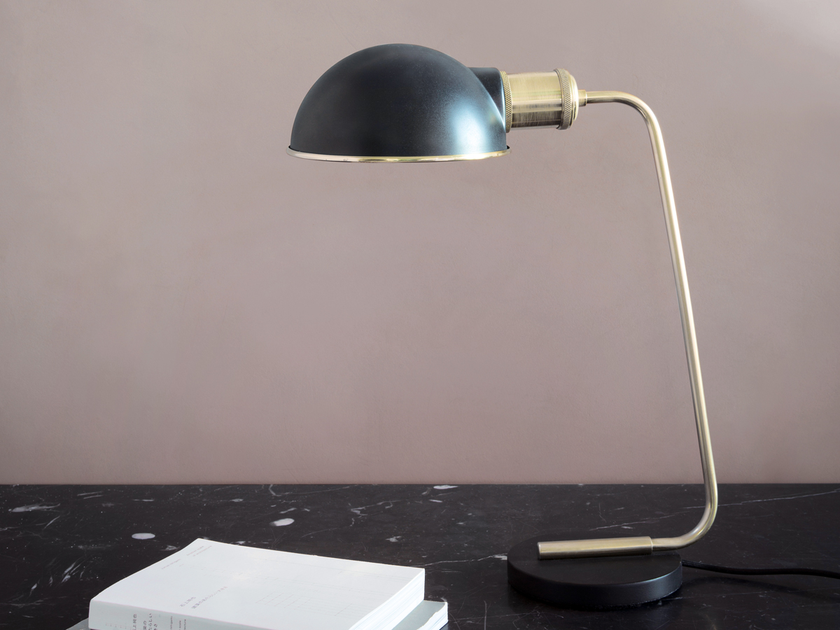 Buy the Menu Tribeca Series Collister Table Lamp at Nest.co.uk
