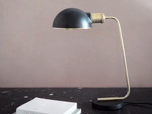 View Menu Tribeca Series Collister Table Lamp