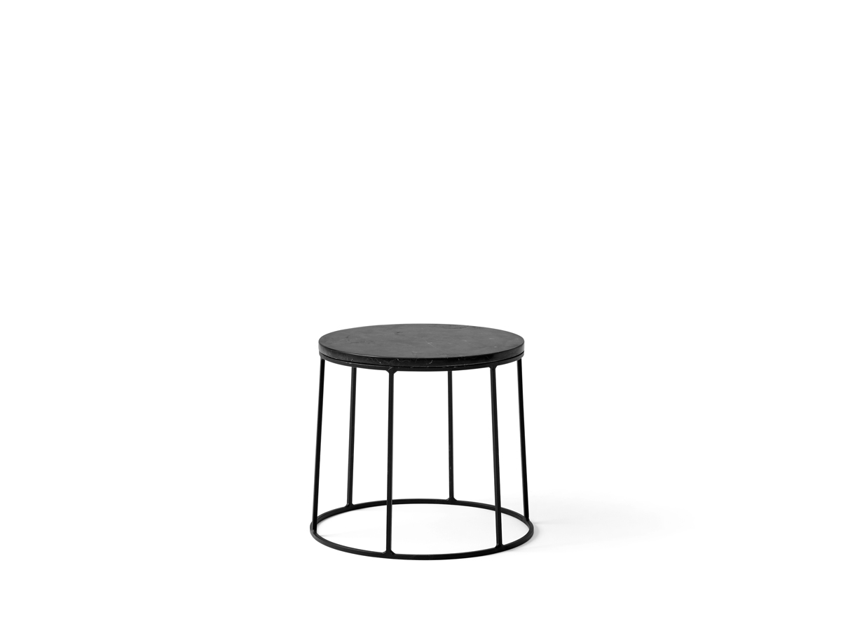 Buy the menu wire series side table black at nest menu wire series side table black 123456 greentooth Images