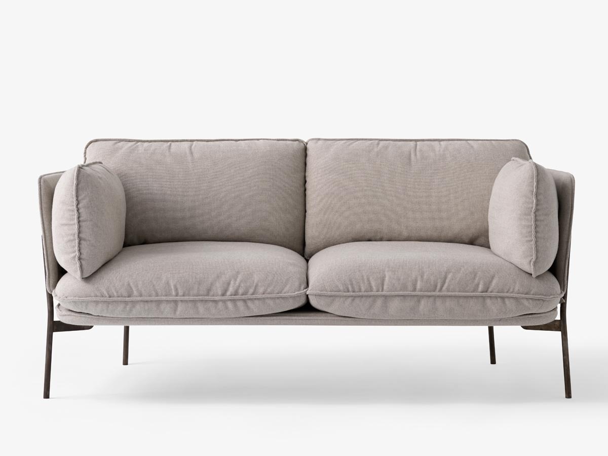 ... U0026Tradition Cloud Two Seater Sofa LN2 ...