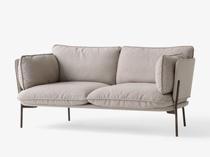 &Tradition Cloud Two Seater Sofa LN2