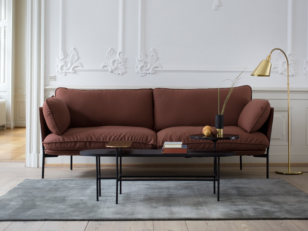 Designer couch  Buy the &Tradition Cloud Three Seater Sofa LN3.2 at Nest.co.uk