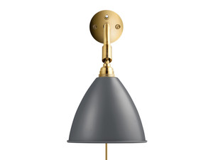 Gubi BestLite BL7 Wall Lamp Brass