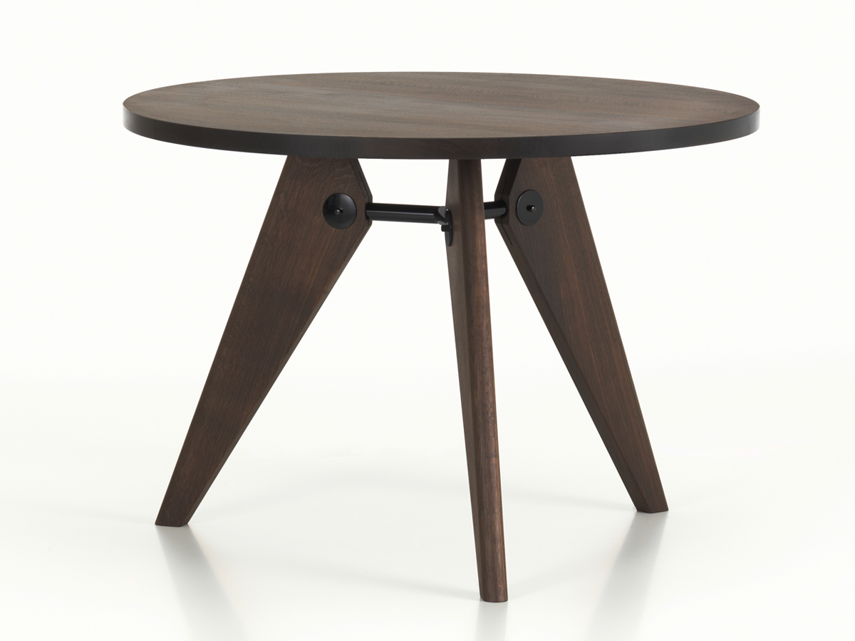 Buy the Vitra Gueridon Table Smoked Oak at Nestcouk : Vitra Gueridon Table Smoked Oak from www.nest.co.uk size 1200 x 900 jpeg 341kB