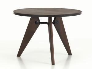 Vitra Gueridon Table Smoked Oak
