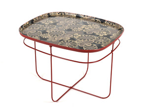 View Ex-Display Moroso Ukiyo Side Table Rectangular