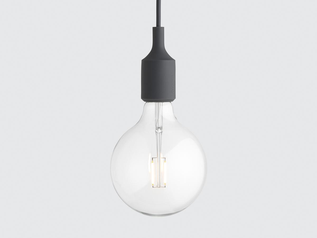 Buy The Muuto E27 Pendant Light LED At