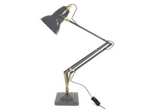View Ex-Display Anglepoise Original 1227 Brass Desk Lamp
