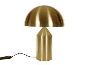 View Ex-Display Oluce Atollo 233 Gold Table Lamp