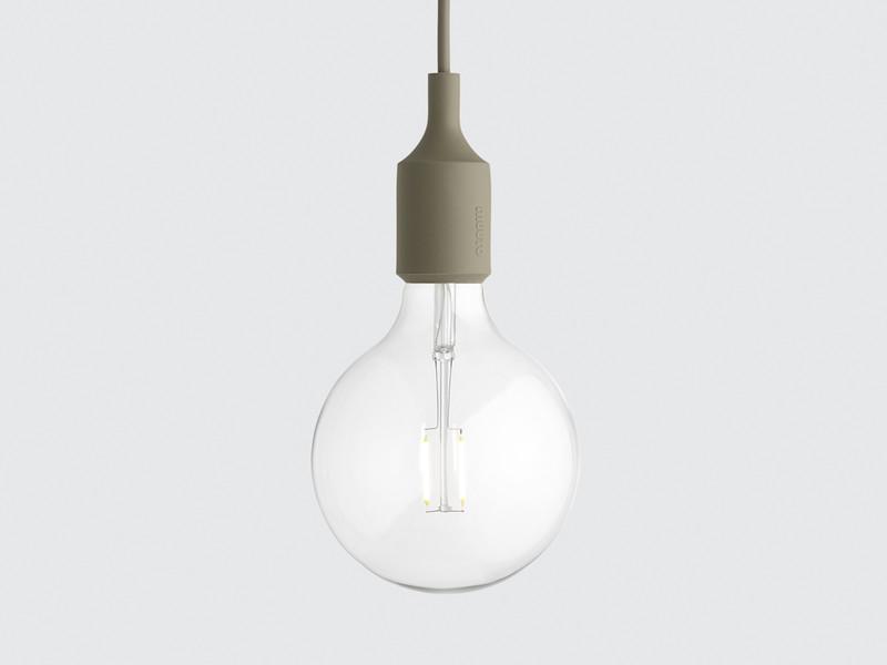 Muuto E27 Pendant Light LED