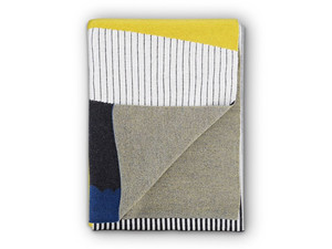 View Tom Dixon Super-Texture Line Throw
