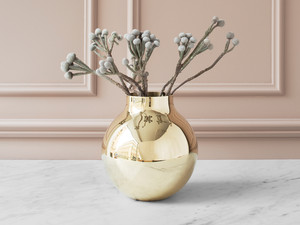 Skultuna Boule Vase Large