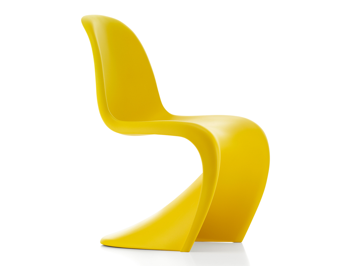 buy the vitra panton chair limited edition sunlight at. Black Bedroom Furniture Sets. Home Design Ideas
