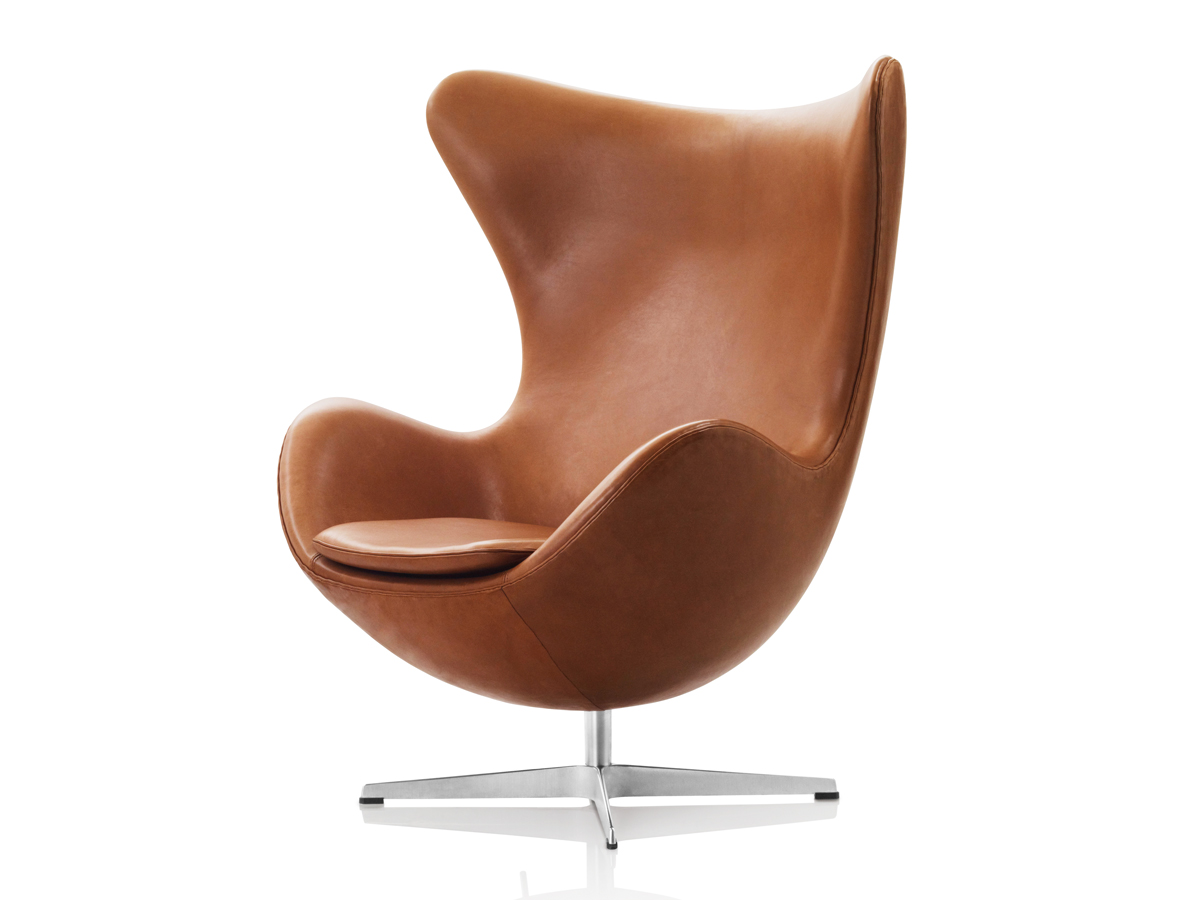 Charmant ... Egg Lounge Chair   Leather. 12345678910