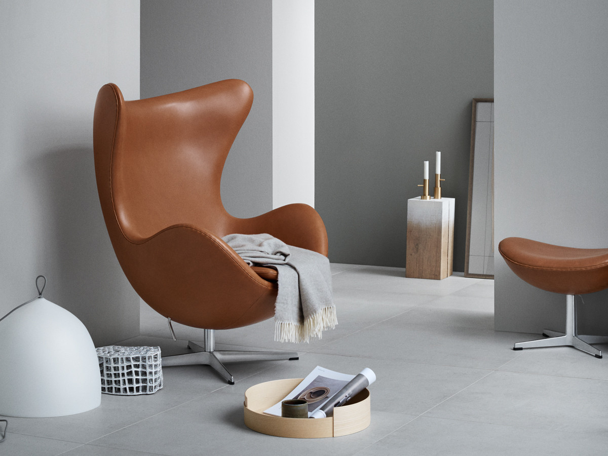 Genial ... Egg Lounge Chair   Leather. 12345678910