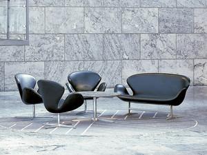 Fritz Hansen Swan Sofa - Leather
