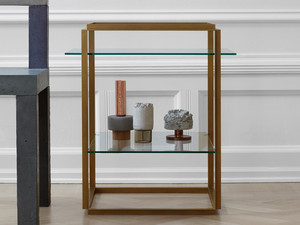 View New Works Florence Side Table