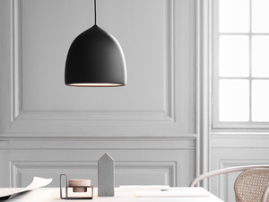 Lightyears Suspence Pendant Light – Black