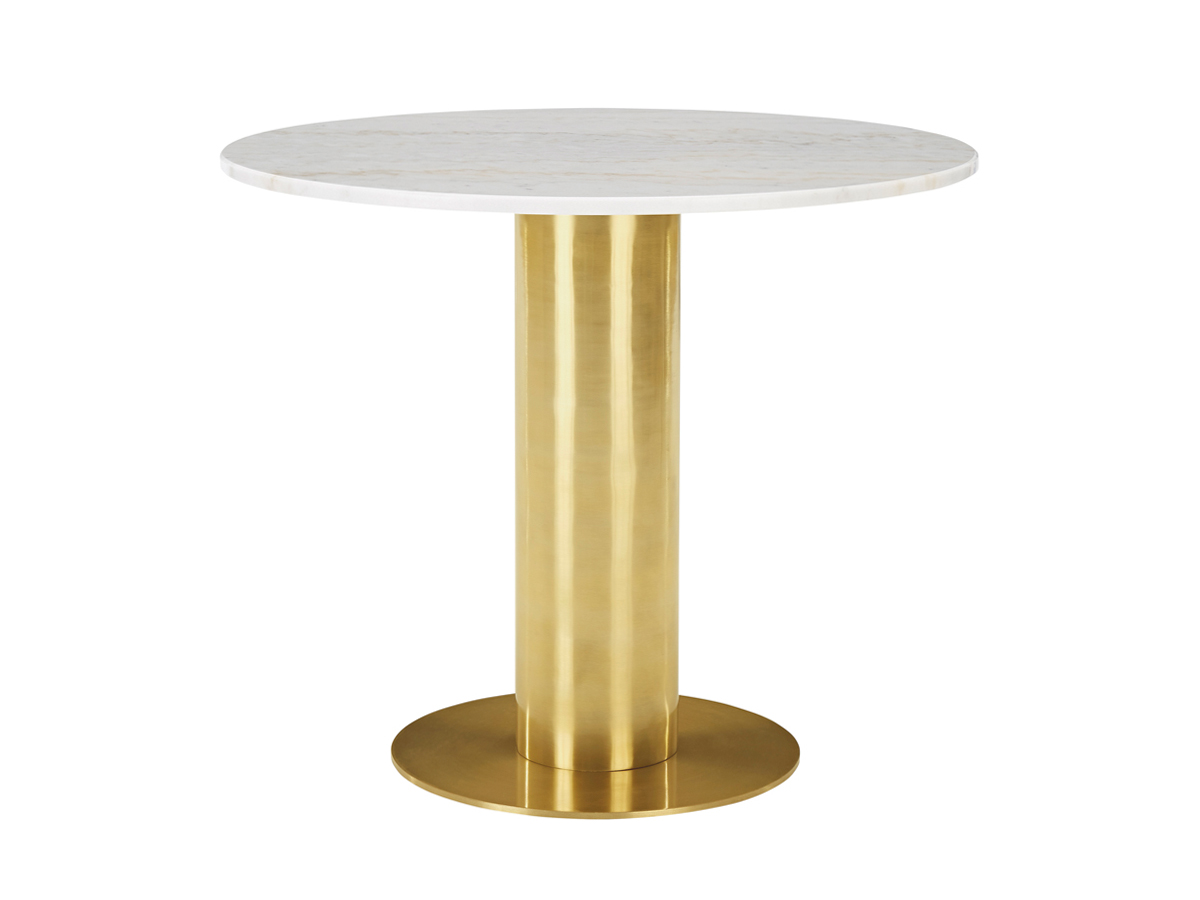 Buy the Tom Dixon Tube Table with Marble Top at Nestcouk : Tom Dixon Tube Table White Marble Top from www.nest.co.uk size 1200 x 900 jpeg 111kB