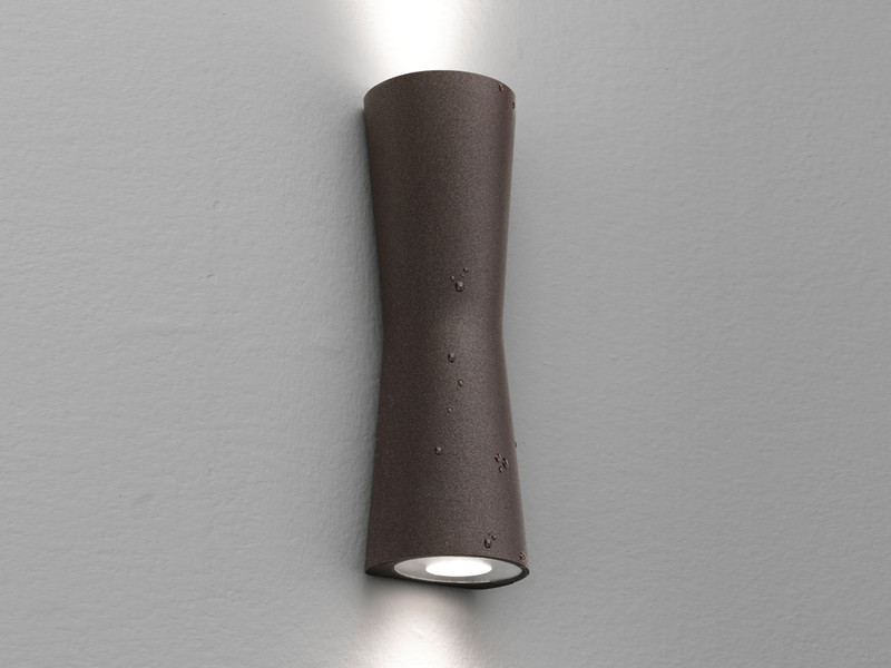 Buy the flos clessidra wall light at for Flos bathroom light