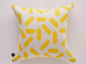 Giannina Capitani Tic-Tac Cushion Large