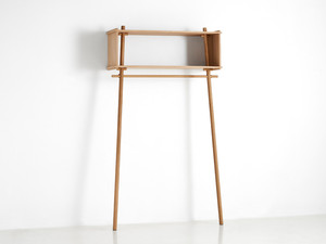 Woud Tojbox Clothes Rack