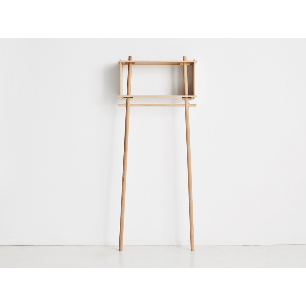 Buy the woud tojbox clothes rack small at nest co uk