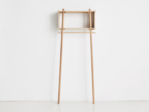 Woud Tojbox Clothes Rack Small