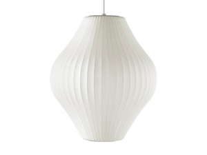 Herman Miller George Nelson Bubble Pear Pendant Lamp