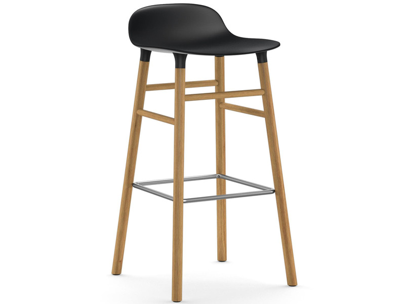 Buy The Normann Copenhagen Form Bar Stool At Nest Co Uk