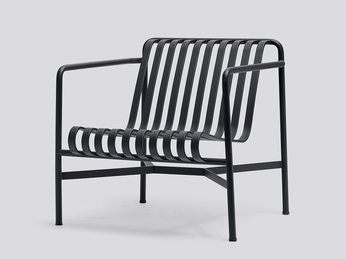 buy the hay palissade lounge chair low at. Black Bedroom Furniture Sets. Home Design Ideas