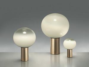 View Artemide Laguna Table Lamp - Gold