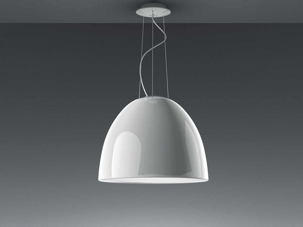 Buy the artemide nur gloss led suspension light at nest 123 mozeypictures Gallery