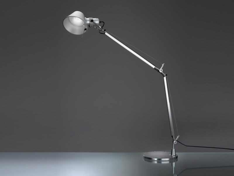 Buy the artemide tolomeo led table lamp at nest artemide tolomeo led table lamp aloadofball Image collections