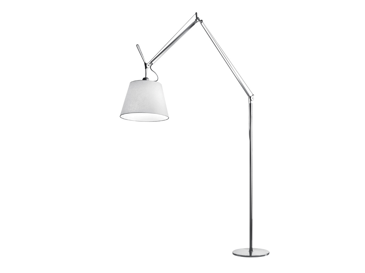 buy the artemide tolomeo mega led floor lamp at