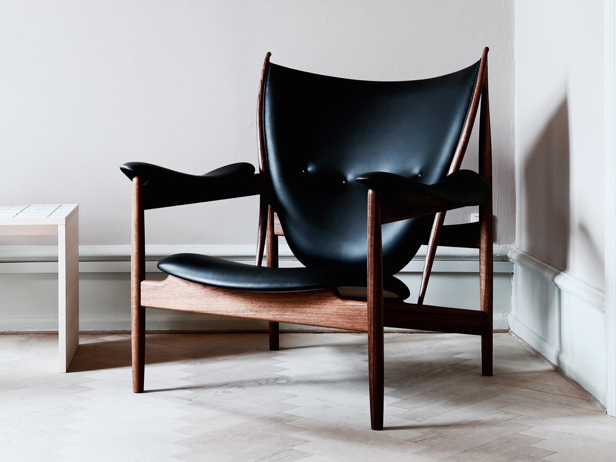 buy the house of finn juhl chieftains armchair at nest co uk