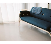 Swedese Button Sofa